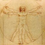 Da Vinci Uomo vitruviano