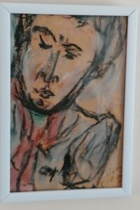 Portret de Marin Sorescu