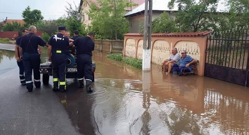 România din Țigănești, Teleorman?