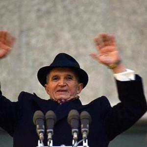 Nicoale Ceaușescu, 1989