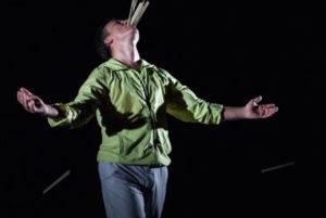 Zmeul sau ce este dansul contemporan Foto Alina Ușurelu