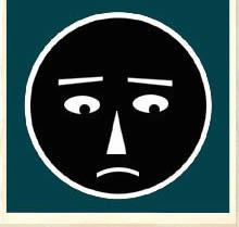 shame/rușine http://www.aquiziam.com/body-language/facial-expressions-basics/