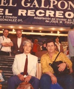La Congresul mondial al AICT, Montevideo, 1993